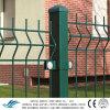 Cerca soldada cubierta PVC del acoplamiento de alambre
