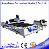 Diseño de la alta exactitud de Laserpower el nuevo Metals la máquina del cortador del laser de la fibra del CNC