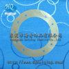 Круглая шкала wristwatch раковины моря с Symbole (BM-B082)