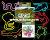 Customized Silly Bandz Rubber Bands Bracelet (SB101)