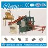 Qt5-20 기계를 형성하는 유압 구획 기계 구체적인 빈 구획