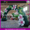 熱い販売の装飾の結婚式のイベントのための膨脹可能な結婚式の花のアーチ