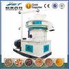 Venta de soja caliente tallo de café con cáscara de pellets que hace la máquina con 12 meses de garantía