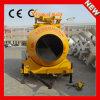 Misturador Jzr350 concreto com tipo hidráulico motor diesel