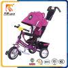 Heißes Verkaufs-Oxford-Tuch-Material und Rad Trike der Stahlrahmen-Kind-3 hergestellt in China