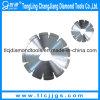 Secar el disco usado del corte del diamante para el corte de la albañilería