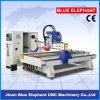 деревянная машина маршрутизатора CNC вырезывания 1325 3D, филировальная машина CNC Atc 4 осей для сбывания