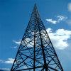 Гальванизированная стальная башня телекоммуникаций решетки 4-Leged