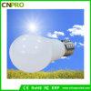 Luz de bulbo de calidad superior de 110lm/W AC85-265V E26 E27 B22 LED
