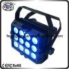 IP65 12PCS*15W de LEIDENE Lichte Lichte Uitvoer van het Merk naar de Verlichting van Australië DMX