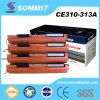 Color compatible Toner Cartridge para CE310-3