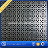 10X20mm Metal Perforation Panel für Hole Decorative Wall Edelstahl Screen