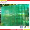 100% importou folhas coloridas material da cavidade do policarbonato do material de construção do Virgin