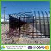O zinco revestiu a cerca de aço/cerca de aço/a cerca montada aço