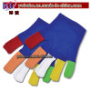 Gloves azul com Multi-Coloured Fingers (H1088)
