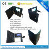 Pu Leather Folder met LCD Screen, Direct Communication Tool