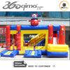 PVC Tarpaulin Inflatable Clawn Combo Bouncer di 0.55mm per Outdoor Amusement (BMBC237)