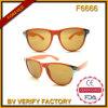 F6665 de Oranje Zonnebril van de Kwaliteit van Hotsale van het Ontwerp