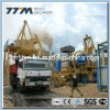 30TPH Portable&Mobile Asphalt Batching Mixing Plant、Road Construction Machine