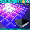 luz do diodo emissor de luz Dance Floor do espelho de 3D Infinirt para o disco do banquete de casamento do estágio
