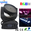 3 색 108*3W Wall Wash LED Moving Head Light