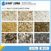 Pedra artificial de quartzo da cor cinzenta Multicolor barata das lajes da pedra de quartzo do preço
