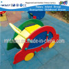 Giro di legno dei capretti della caratteristica dell'automobile sul giocattolo d'oscillazione Hf-21006