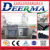 Tubo plástico del HDPE que hace la máquina/la máquina de la fabricación