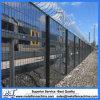Cerco do engranzamento da prisão de 358 altas seguranças