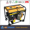 AC Single Phase/AC Three Phase Output 3.5kw Diesel Generator