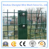 Покрынная PVC/PE сваренная загородка ячеистой сети утюга с сертификатом TUV