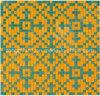 Het Artistieke Ontwerp van het Mozaïek van het glas voor de Tegel van de Muur