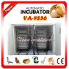El pollo Va-9856 Eggs la incubadora industrial de múltiples funciones del huevo, incubadoras automáticas del pollo