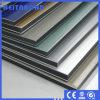 Feuille en aluminium de matière composite avec différentes couleurs