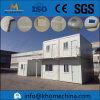 Chambres modulaires de conteneur de cargaison pour le bureau de chantier de construction
