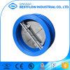 Утюг Ggg40 высокой эффективности дуктильный удваивает задерживающий клапан плиты