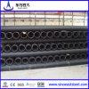 Beste Qualität kundenspezifisches schwarzes HDPE Abwasser-Rohr