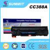Cartucho de toner compatible de la impresora laser para HP Cc388A