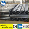 Carbón Welded Schedule 80 Steel Pipe para Towers Cranes