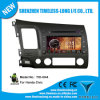 GPS A8 Chipset 3 지역 Pop 3G/WiFi Bt 20 Disc Playing를 가진 Honda Ciimo 2012년을%s 인조 인간 4.0 Car Audio
