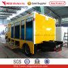 Het Lichaam van de Vrachtwagen van de apparatuur met Ladder