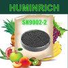 Fertilizante orgânico de ácido Humic do fertilizante da palma do crescimento de planta de Huminrich