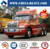 FAW /Jiefang 판매를 위한 긴 헤드 420HP 6X4 트랙터 트럭 헤드 트랙터 트럭