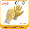 Противоскользящие нитриловые покрытием промышленной безопасности Рабочие перчатки ( 53007 )null