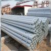 tubo de acero galvanizado 1inch-2inch para la estructura/el tubo de acero redondo