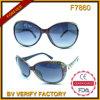 F7860 Eyewear für Dame-Form-Frauen-Sonnenbrillen