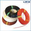Sleeving de alta temperatura da fibra de vidro do silicone