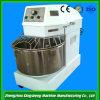 Misturador de massa de pão elétrico automático do vácuo usado para a padaria