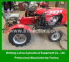 Selling caldo 12HP 4 Wheel 4WD Mini Farm Tractor