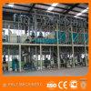 Moinho de farinha automático comercial do milho da eficiência elevada para a venda